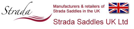 Strada Saddles (UK) Limited Retina Logo